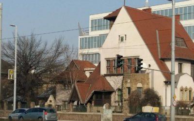 Mézeskalácsház a Hungárián
