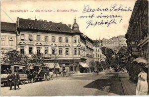 Grünwald üzlet Krisztinaváros