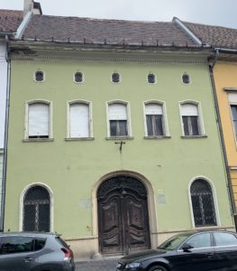Villa a Várban